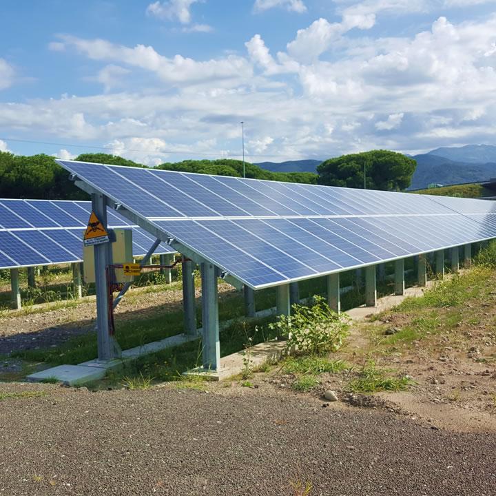 Antares Progettazione - Impianti fotovoltaici