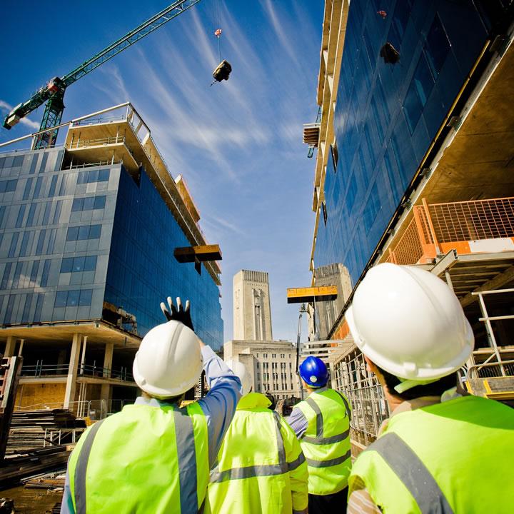 Antares Progettazione - Sicurezza nei cantieri