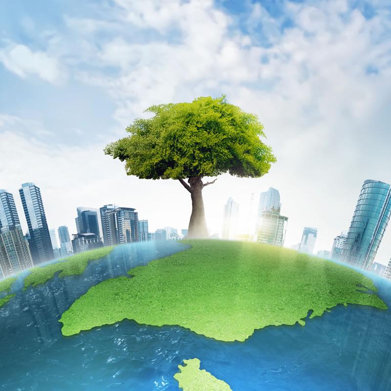 Antares Progettazione - ecologia