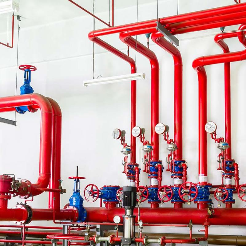 Antares Progettazione - sistemi antincendio