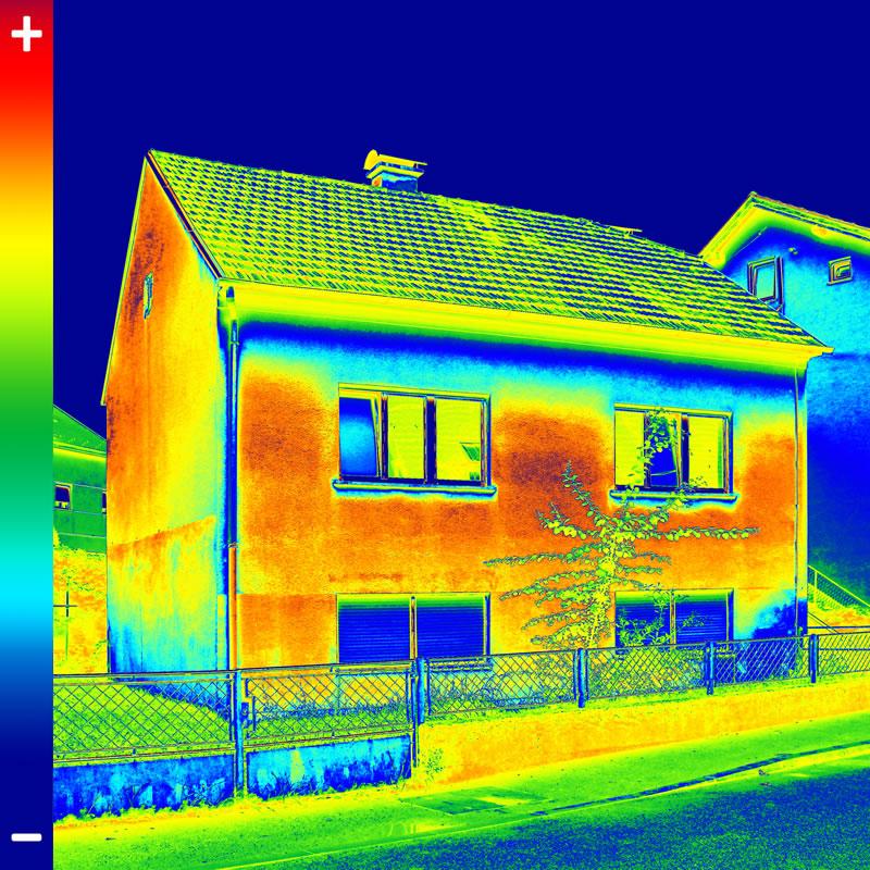 Antares Progettazione - termocamera