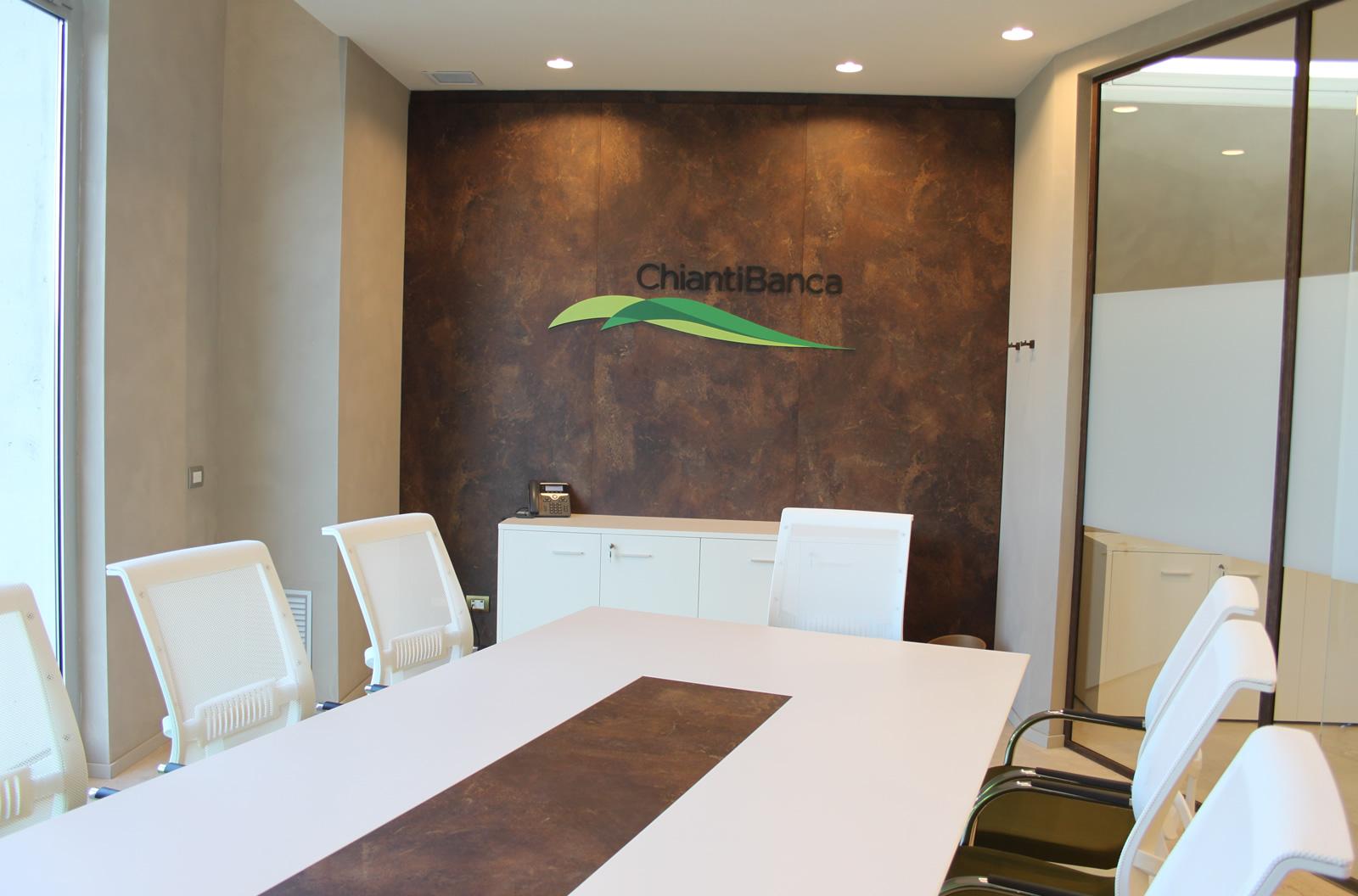 Chianti Banca – sala riunioni