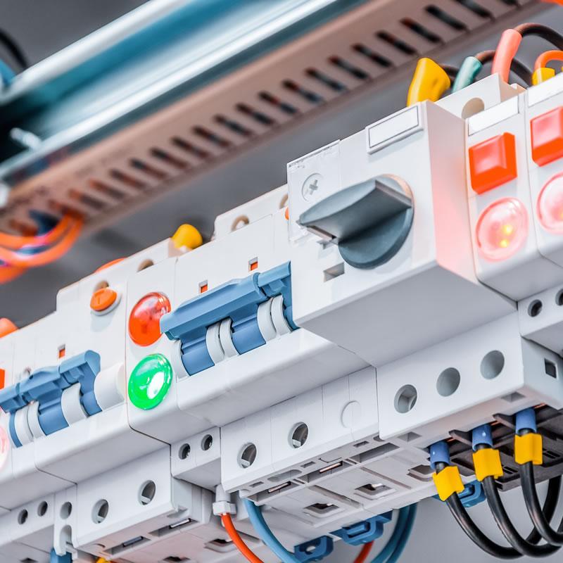 Impianti elettrici ad alto voltaggio