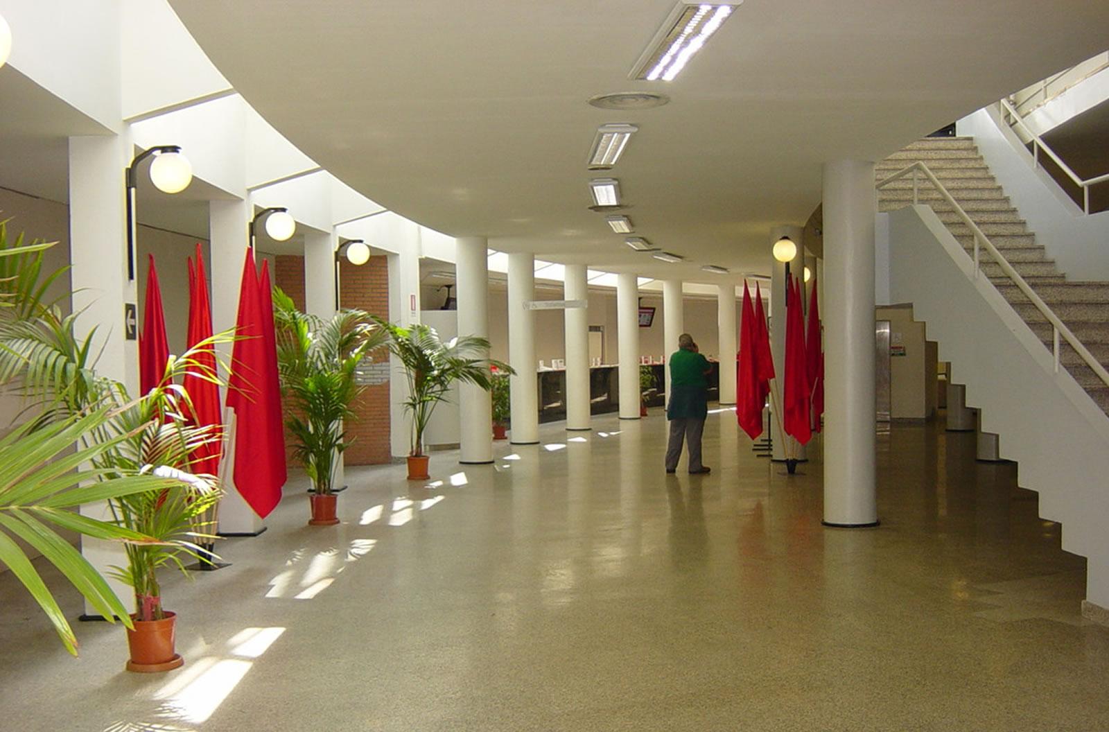 Palazzo dei Congressi di Pisa – galleria